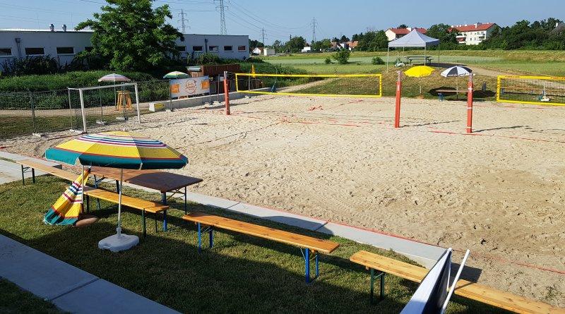 Absage Beachhandball Juni 2021