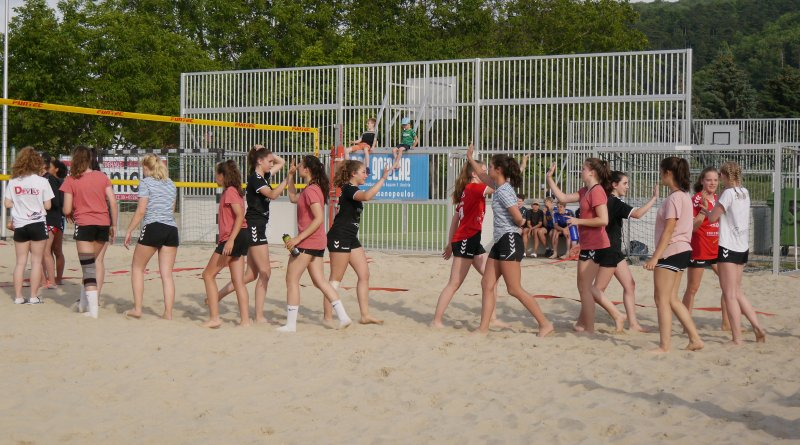 Absage Beachhandball 2020